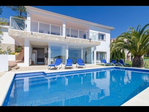 Most Amazing Villas on the Costa Brava (Spain) by Club Villamar!