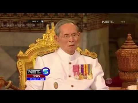 Jenazah Raja Thailand Akan Disemayamkan di Emerald Budha - NET 5