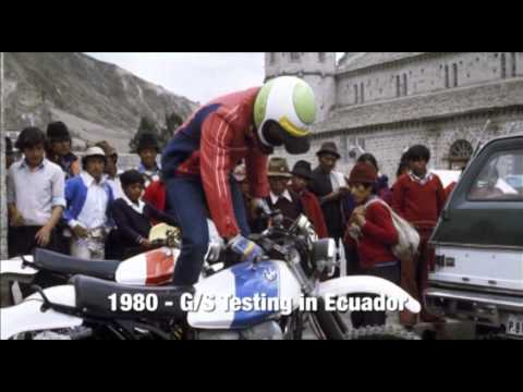A History of the GS Enduro