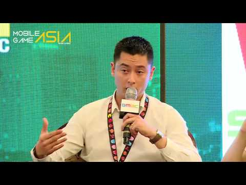 Panel: Talent Sourcing In SEA - Mobile Game Asia 2015 Ho Chi Minh City
