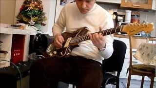Fender Jazzmaster American Vintage Elvis Costello Signature