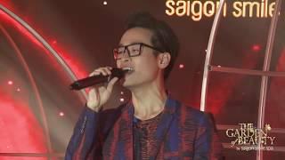 Mãi Mãi - Hà Anh Tuấn live CỰC ĐỈNH tại sự kiện The Garden of Beauty 2018