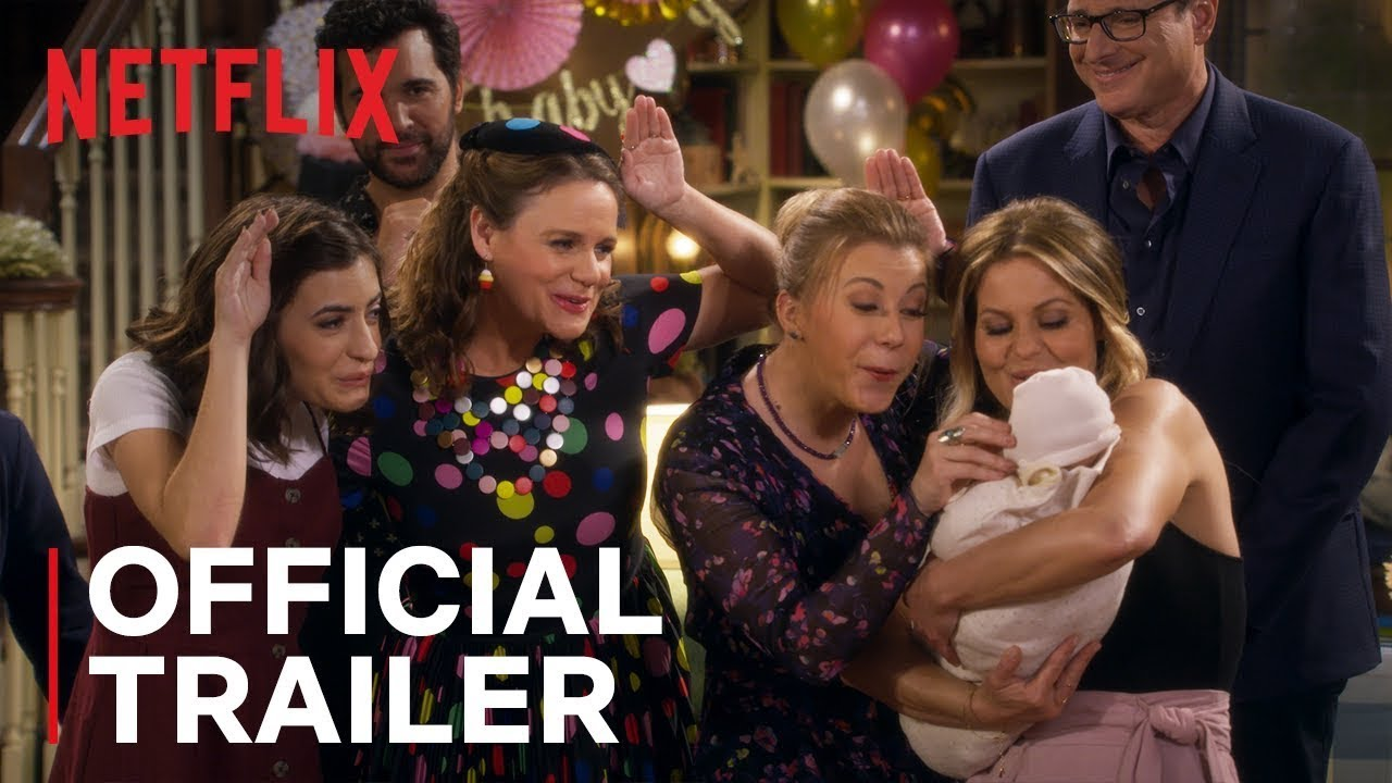 Fuller House | Season 5 Trailer [HD] | Netflix