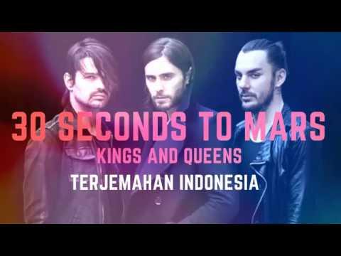 Kings And Queens - 30 Seconds To Mars  Terjemahan Lirik Lagu Barat