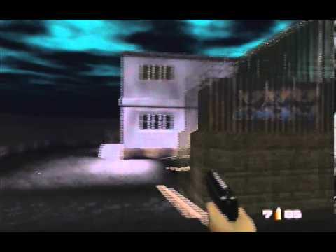 GoldenEye 007 (N64) Depot Agent 0:25