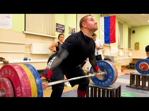 Базовая тренировка по тяжелой атлетике. Berestov team