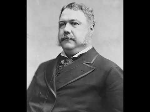 Chester A. Arthur | Wikipedia audio article