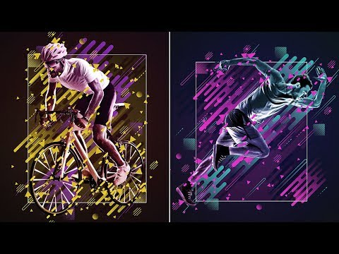Photoshop Tutorial | Dynamic Photoshop Action