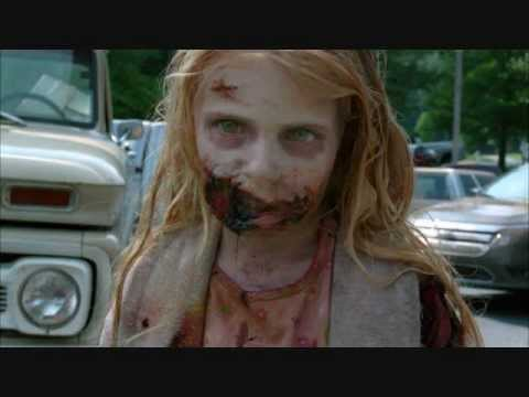 The Cranberries- Zombie (lyrics)/ The Walking Dead version