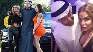 أنظرو كيف تعيش أغنى عائلة في الامارات