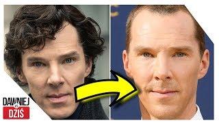 Jak zmienili się aktorzy serialu Sherlock