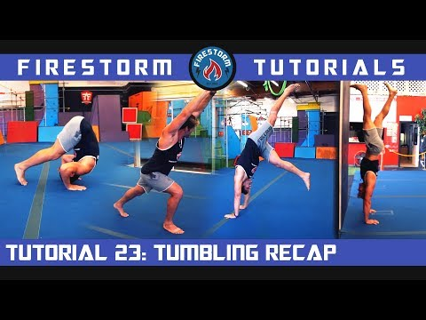 Tumbling Tutorial 23: Tumbling Recap