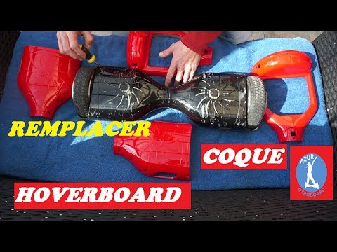 "Comment Changer la Coque Hoverboard 6.5"" et 10"", Tutoriel Hoverboard"
