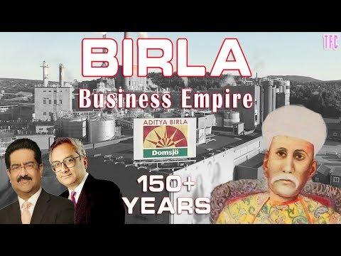 Birla Family Business Empire | How Big Is Birla Group? | Aditya Birla Group