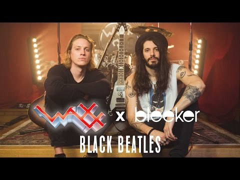 Black Beatles ( Rae Sremmurd Cover ) // Waxx feat...