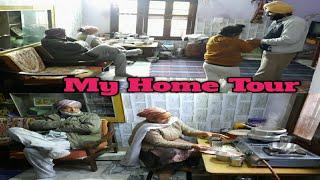 #My Home Tour🏡#ਤੁਹਾਡੀ ਫਰਮਾਇਸ਼ ਤੇ ਕਰਾਇਆ ਮੈਂ ਆਪਣੇ ਘਰ ਦਾ ਟੂਰ #punjabi cooking and punjabi cultures #