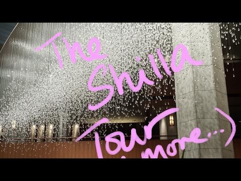 SEOUL DAY 1 | INCHEON, THE SHILLA ROOM TOUR
