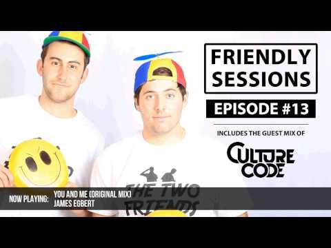 2F Friendly Sessions, Ep. 13 [Includes Culture Code Guest Mix]