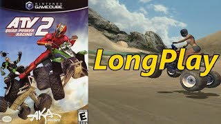 ATV Quad Power Racing 2 - Longplay (Career & Arcade) Walkthrough