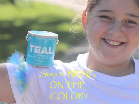 How To Do The COLOR DASH 101