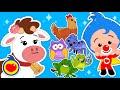 La Vaca Lola - Y Mas Canciones Infantiles de Animales ♫ Plim Plim