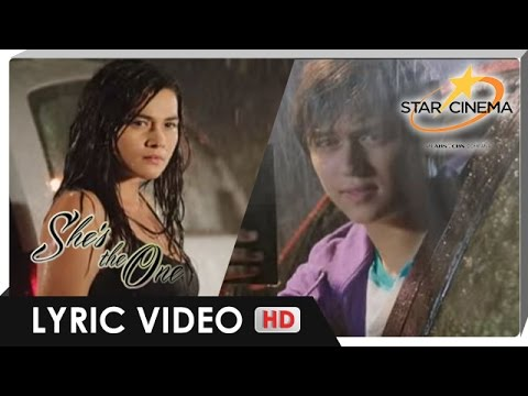Lyric Video - 'Ikaw Lamang' by Enrique Gil - 'She's The One' Theme Song - 동영상