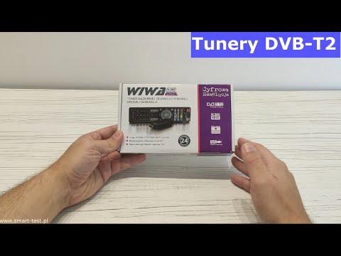 Download WIWA H.265 MINI - recenzja tunera DVB-T2 na którego wiele osób czekało