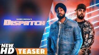 Teaser | Dispatch | Rajbir Grewal | Jasraj Lailna | Coming Soon | Speed Records