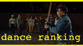 Download SEVENTEEN Dance Ranking (ranked by a dancer)