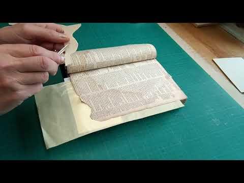 bookbinding---paper-repairs