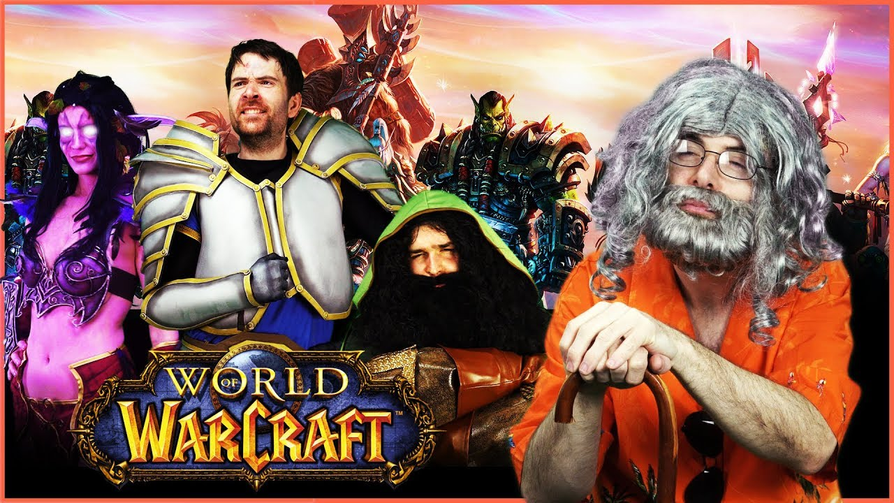 Papy Grenier – WORLD OF WARCRAFT