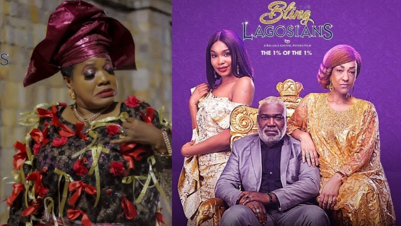 Download TOYIN ABRAHAM, ELVINA IBRU, OTHERS IN 'THE BLING LAGOSIANS'  MOVIE REVIEW
