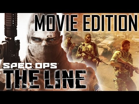 Spec Ops: The Line - Movie Edition (1080p 60 FPS)