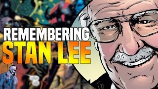 Stan Lee: My Memories As A Fan And Favorite Comic Cameos