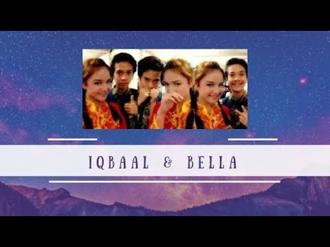 dan bella graceva you can review music of iqbaal diafakhri dan bella