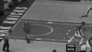 Nate Robinson Block Yao Ming NBA Commercial