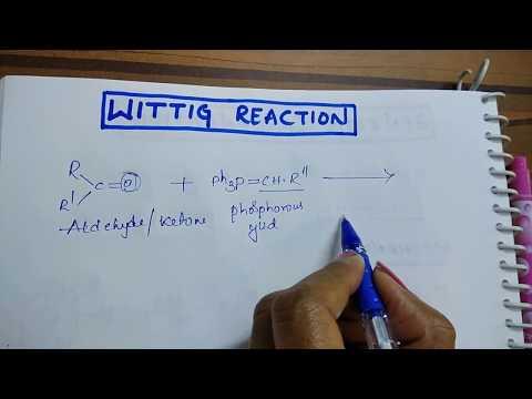 Wittig Reaction | Organic Chemistry Tricks by Komali mam