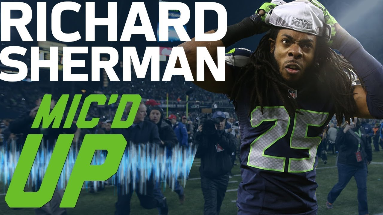 richard-sherman-s-best-mic-d-up-moments-up-to-super-bowl-xlviii-sound-fx-nfl-films
