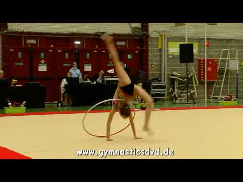 Maria Spyroglou (NED) - 2005 A 06 - Brussel Cup 2017