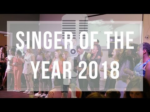 Singer Of The Year 2018