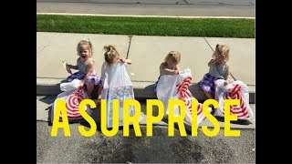 DAD BUYS THE GIRLS A SPECIAL SURPRISE AT THE STORE