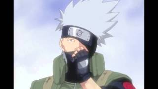 Kakashi-sensei's True Face!