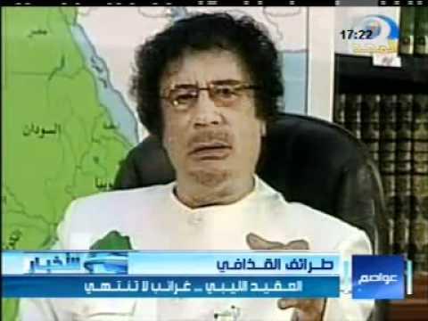 جديد  القذافي 2011 من احمد السلطان