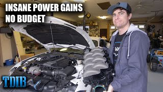 homepage tile video photo for Making BIG POWER on a Low Budget! PROJECT SUBZERO S550 Makes HORSEPOWER!