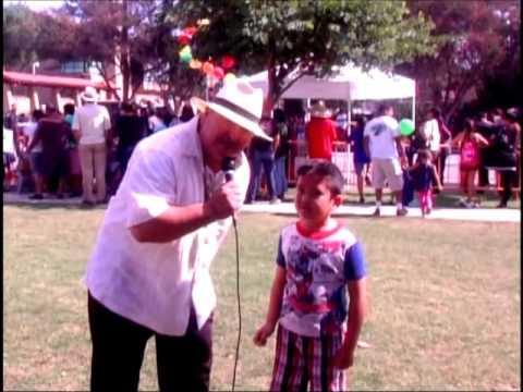 Post Childrens Parade Interviews