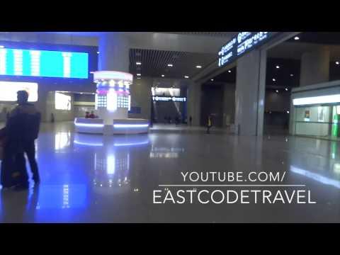 Chengdu East Railway station Hi speed CRH   terminal
