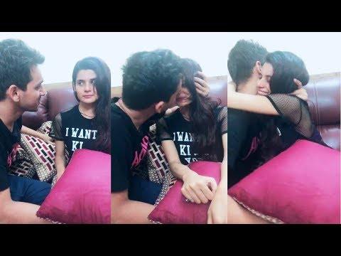 Avein Rusiya Na kar Meri Soniye | Cute Couple on Musically || Musically Videos|