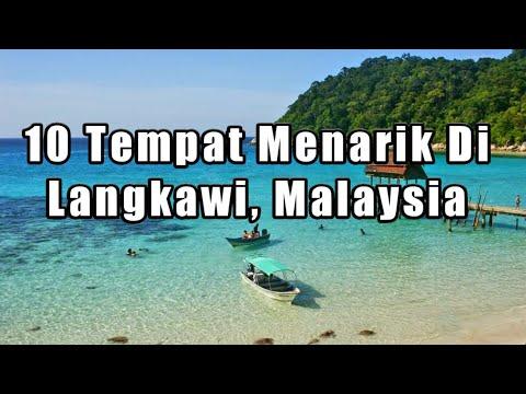 10 Tempat Bercuti Di Pulau Langkawi, Malaysia.
