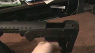 AR-15/M4 MAGPUL M93B STOCK BY MAGPUL INDUSTRIES