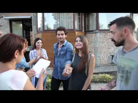 Cem Belevi - İnadına Aşk Kamera Arkası Görüntüleri